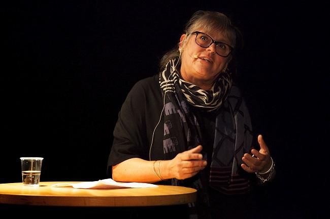 Nina Zetterquist, foto Johannes Lundberg